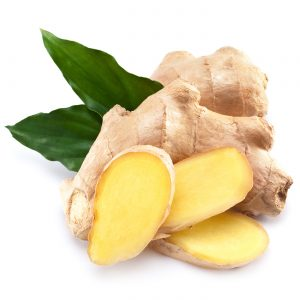 Ginger - Zingiber officinalis
