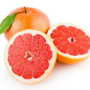 Grapefruit - citrus grandisi martinii or citrus var. paradisi