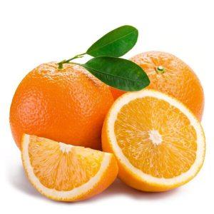 Orange (sweet) - Citrus aurantium x sinensis
