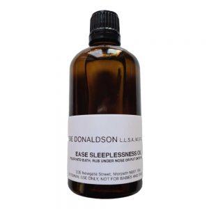 Ease Sleeplessness Oil